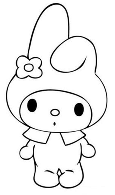 my melody coloring pages fantasy coloring pages