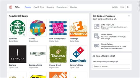 How To Send Gift Cards On Facebook - facebook doing away with annoying requests to send friends gift cards jul 30 2014