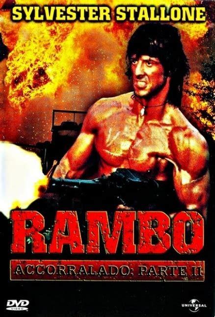film rambo 3 z lektorem pel 237 cula rambo 2 acorralado ii 1985 rambo first