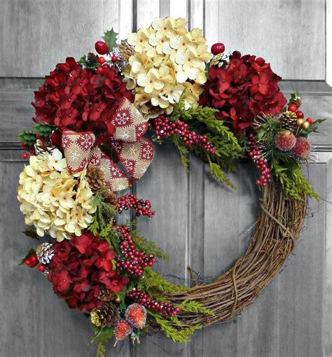 Wreaths Glamorous Winter Wreath For Front Door Outdoor Cheap Wreaths For Front Door