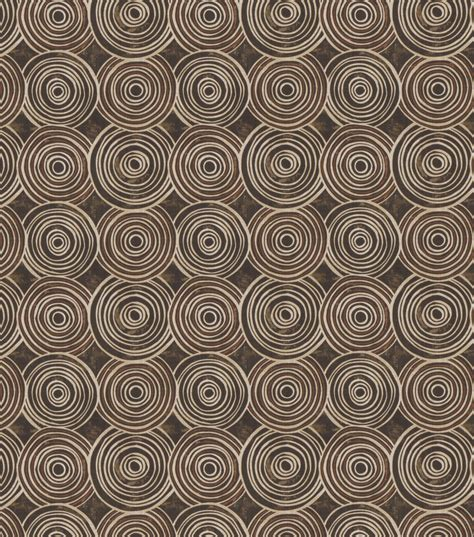 home decor print fabric robert allen whimsy circles