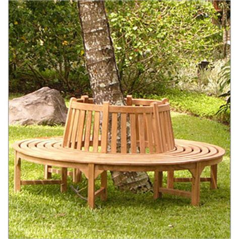 round tree bench round tree bench temple webster