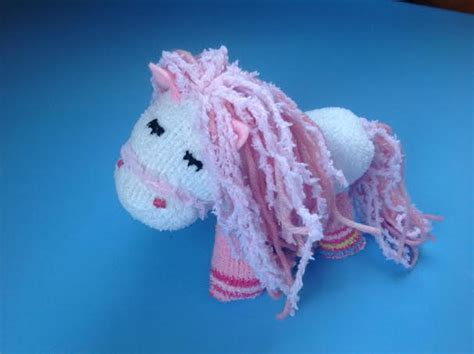 easy sock animals tutorial easy sock pony tutorial healthy info