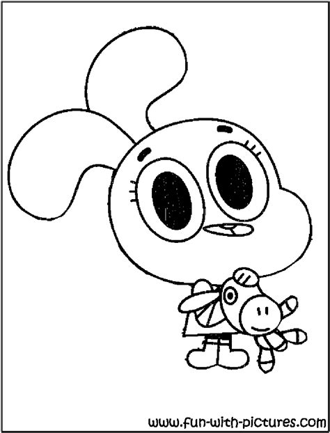 coloring pictures of the amazing world of gumball amazing world of gumball machine coloring page coloring pages