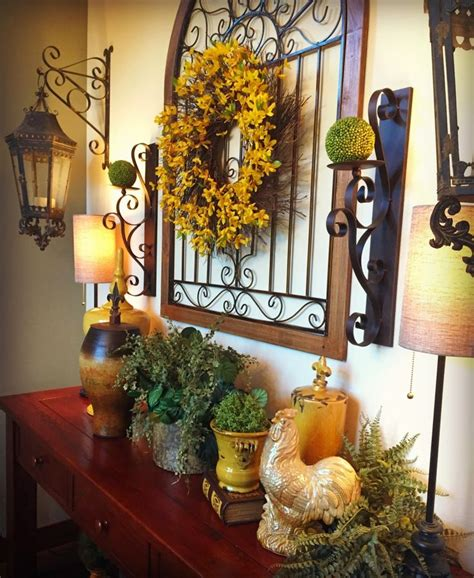 tuscan decorations for home 25 best ideas about tuscan style decorating on pinterest