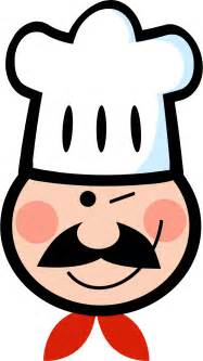 Png 4273 winked chef man face cartoon logo mascotpng pictures