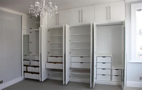 Wardrobes Drawers Inside by Fitted Wardrobes