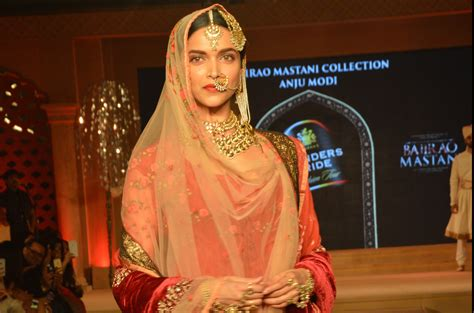 most popular lines from bajirao mastani namastenp mastani aka deepika padukone walks the r at the