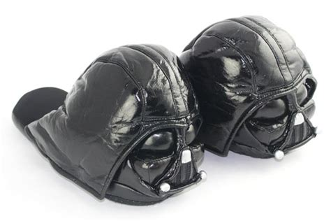 star wars house shoes star wars darth vader slippers