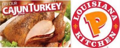 popeyes turkey thanksgiving grubgrade popeyes cajun style turkey returns for another