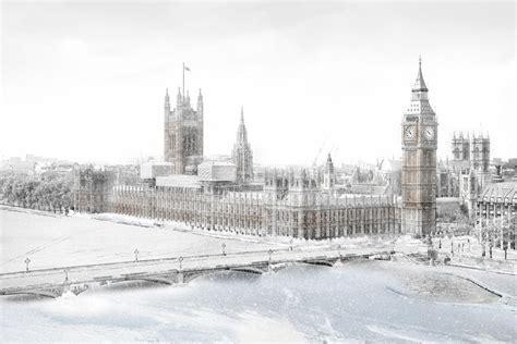 Fotos Londres Invierno | el fr 237 o invierno de londres as 237 afectar 237 a la destrucci 243 n