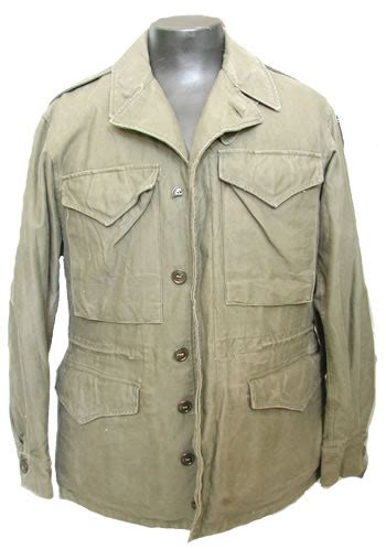 43 Coat Mc supply house m 43 field jacket ww2 wwii