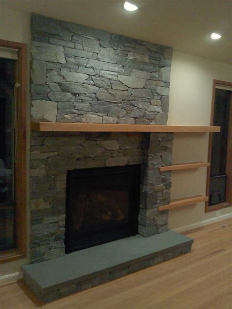 Floating Wood Fireplace Mantel by 25 Best Ideas About Fireplace Mantels On