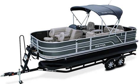 ranger boat cleats ranger rp200f fish pontoon boat vics sports center