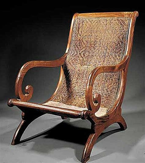 caribbean planter s chair 19th century don shoemaker