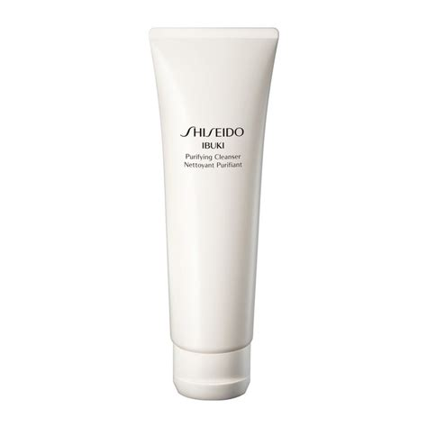 Shiseido Ibuki Purifying Cleanser 125 Ml shiseido ibuki purifying cleanser 125 ml