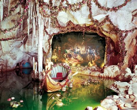 Palace Interior by The Allee Willis Museum Of Kitsch 187 King Ludwig Ii Grotto