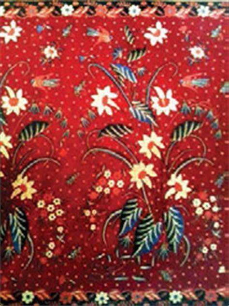 apa saja pola ragam hias kerajinan tekstil indonesia update tugas sekolah