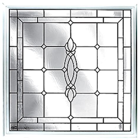 Decorative Glass Windows by Tafco Windows 22 25 In X 22 25 In Fixed Octagon
