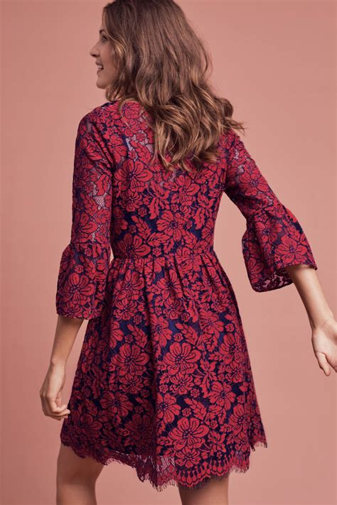 Tava Dress tava lace swing dress anthropologie