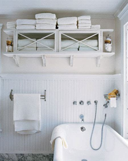 bathroom towel shelving bathroom towel storage 12 creative inexpensive ideas
