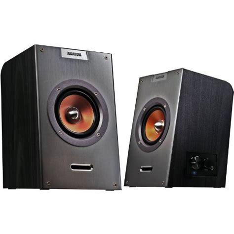 Krator N6 21030 2 1 krator neso 02 sistema audio 2 0 da 20w rms casse per pc