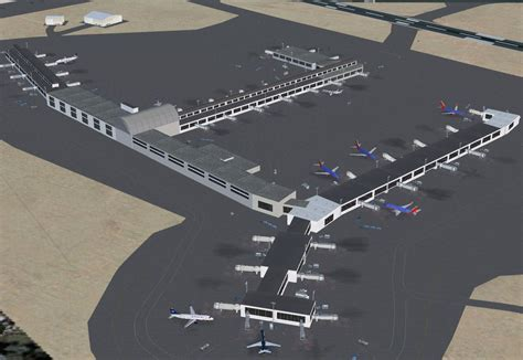 airport design editor fs9 download afcad file for kmsy for fsx