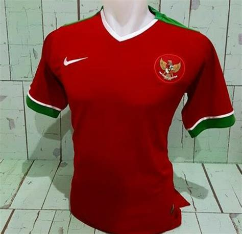Jersey Indonesia Away Aff 2016 jersey timnas indonesia home aff 2016 jersey bola grade ori murah