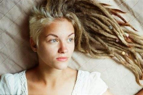 dread locks with shaved side dreads sidecut hair pinterest on the side the