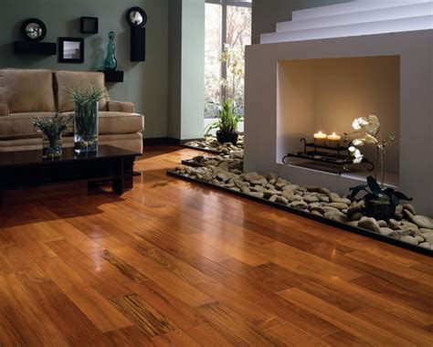 Wood Floor Decorating Ideas Wood Flooring Design Ideas