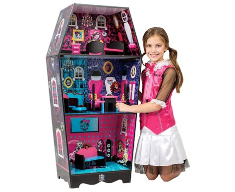 how to make monster high doll house image gallery monster high doll house
