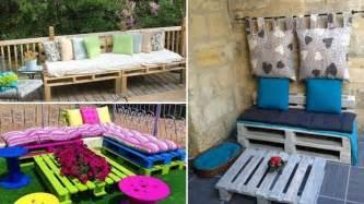 divani da giardino economici divani da giardino economici con bancali di legno bcasa