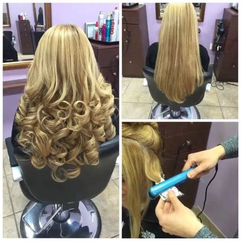 treatment for damaged hair from curling iron flat irons damaged hair and irons on pinterest