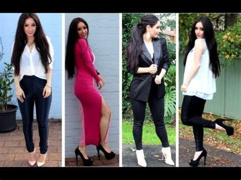 how to wear disco pants oh my style affordable fashion how to style current trends disco pants outfit ideas