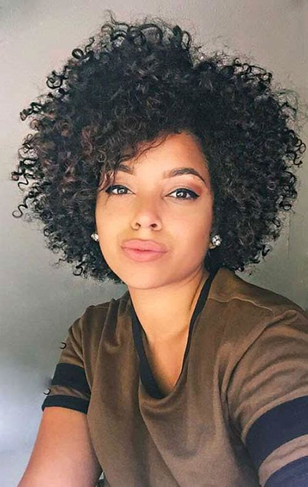18 best haircuts for curly 18 short curly haircuts with bangs 2017 the best short