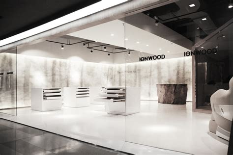 design concept experience sugawa ionwood store by um design shenzhen china