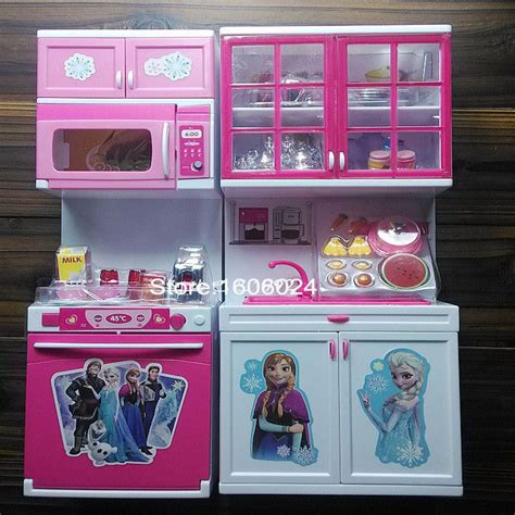 pretend kitchen furniture 2015 best gift pack elsa