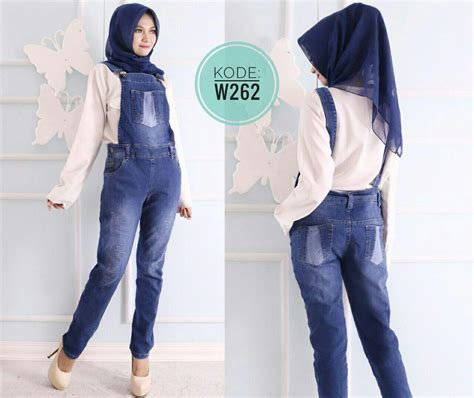 Overall Celana by Overall Celana W262 Baju Style Ootd