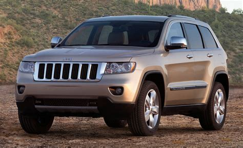Chrysler Jeep Grand Jeep Grand To Get Diesel Option In U S In 2013