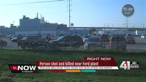 Claycomo Ford Plant by Update Suspect In Shooting At Claycomo Ford Plant In