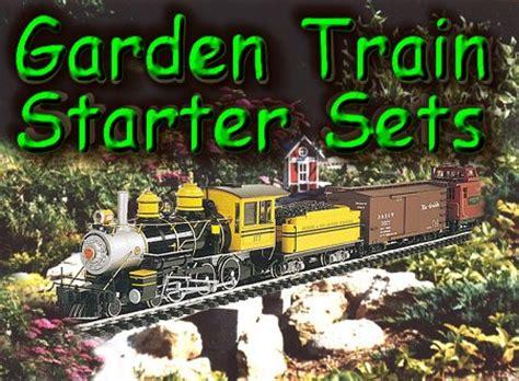 Garden Railway Accessories Garden Starter Sets