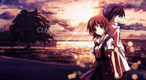 wallpaper anime clannad clannad wallpapers backgrounds