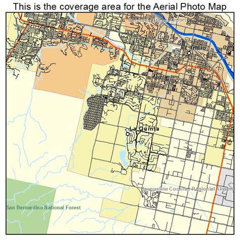 california map la quinta aerial photography map of la quinta ca california