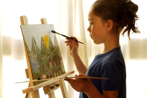 a painter hands on artist study making reproductions the end in mind