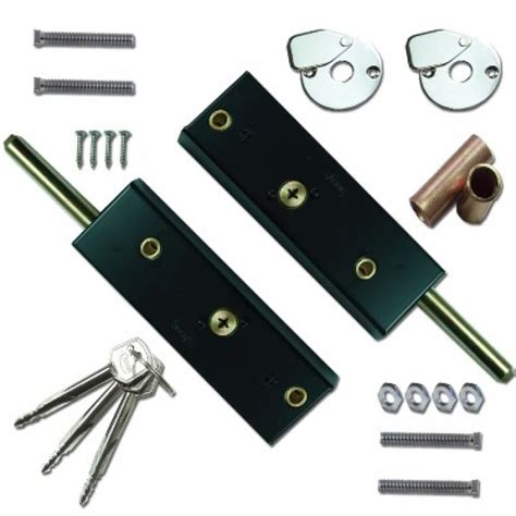 asec garage door bolt locking kit