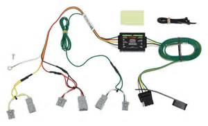 custom fit vehicle wiring by curt for 2013 cx 5 c56011
