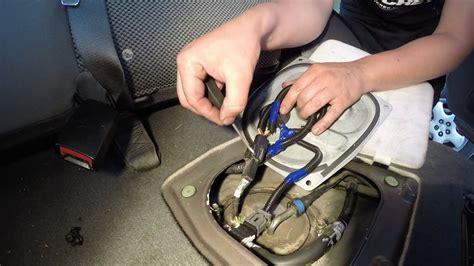 ford escape p fuel tank pressure sensor fixing
