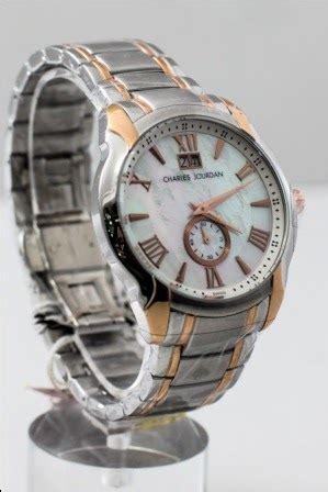 Jam Tangan Original Charles Jourdan 164 22 1 charles jourdan jual jam tangan original fossil guess