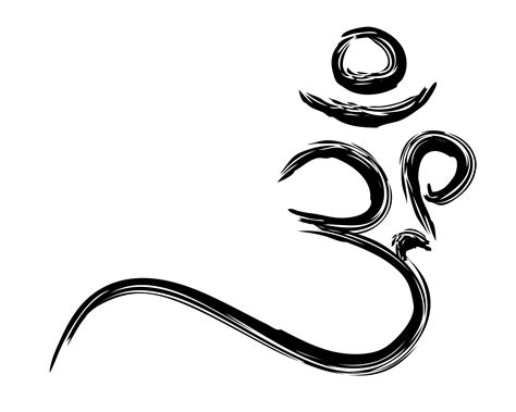 om sign tattoo design ganesh om symbol clipart best