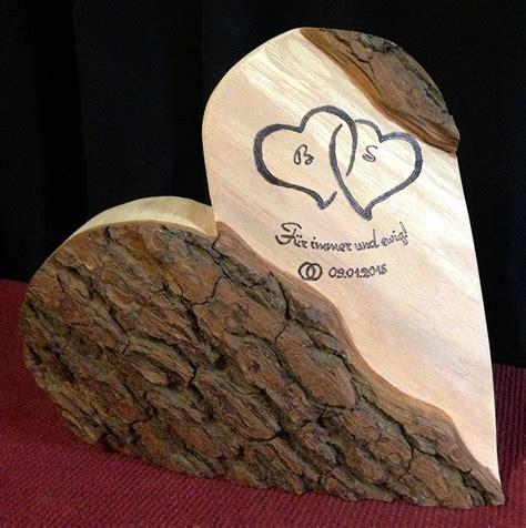 Geschenke Zur Hochzeit by Stilvolles Geschenk Aus Holz Holzliebe Iserlohn